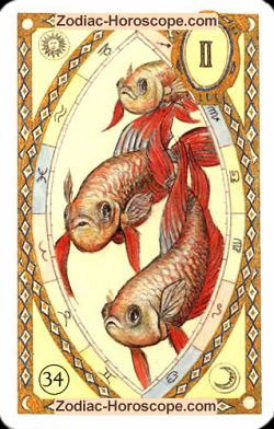 The fish, monthly Love and Health horoscope September Leo
