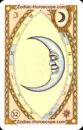 The moon Partnership love horoscope