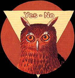Yes No oracle leo the book